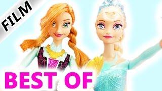 Die Eiskönigin Elsa und Anna   Best of FROZEN   Let it go ✨ 1Stunde Spaß   Deutsch   Compilation