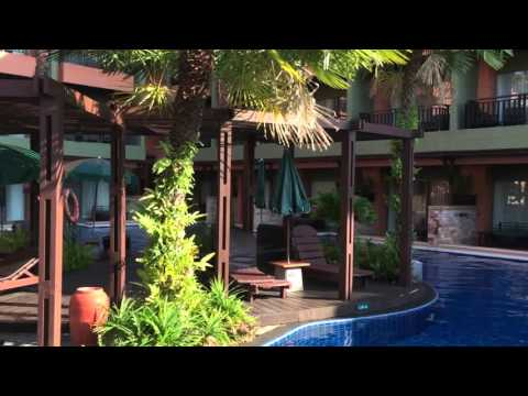 Patong Merlin Hotel Patong Beach Phuket Travel Video