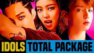 Kpop Idols Who Are Total Package (New Generation) Part 1
