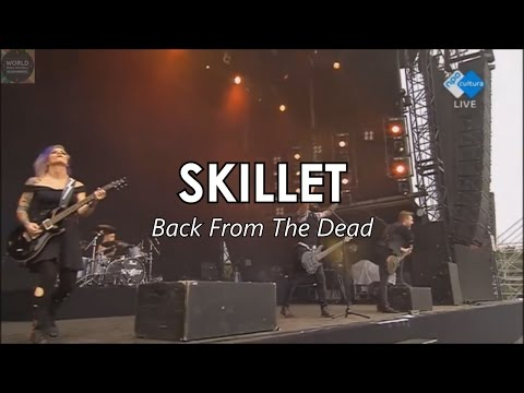 Skillet - Back From The Dead [Official Audio] - (Live with