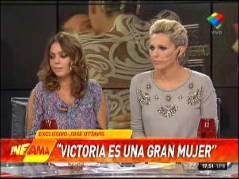 "José Ottavis le dijo ""adiós"" a Vicky Xipolitakis"