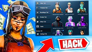 Comment obtenir le SKINS EXCLUSIF GRATUIT dans Fortnite Battle Royale! Hack Skin Swapper - Zegar