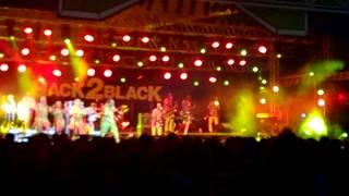 "Femi Kuti & The Positive Force - ""Carry On Pushing On"" - Festival Back2Black"