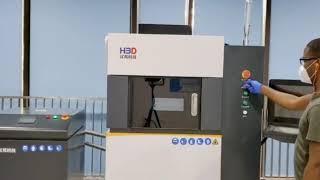 HBD 100 - 3D Metall Laser System
