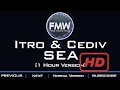 YOUNG MUSIC 1 HOUR MIX - Itro & Cediv - Sea [1 Hour Version]