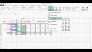 Excel 39 de Koşullu Biçimlendirme