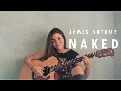 LUA - NAKED (COVER) JAMES ARTHUR