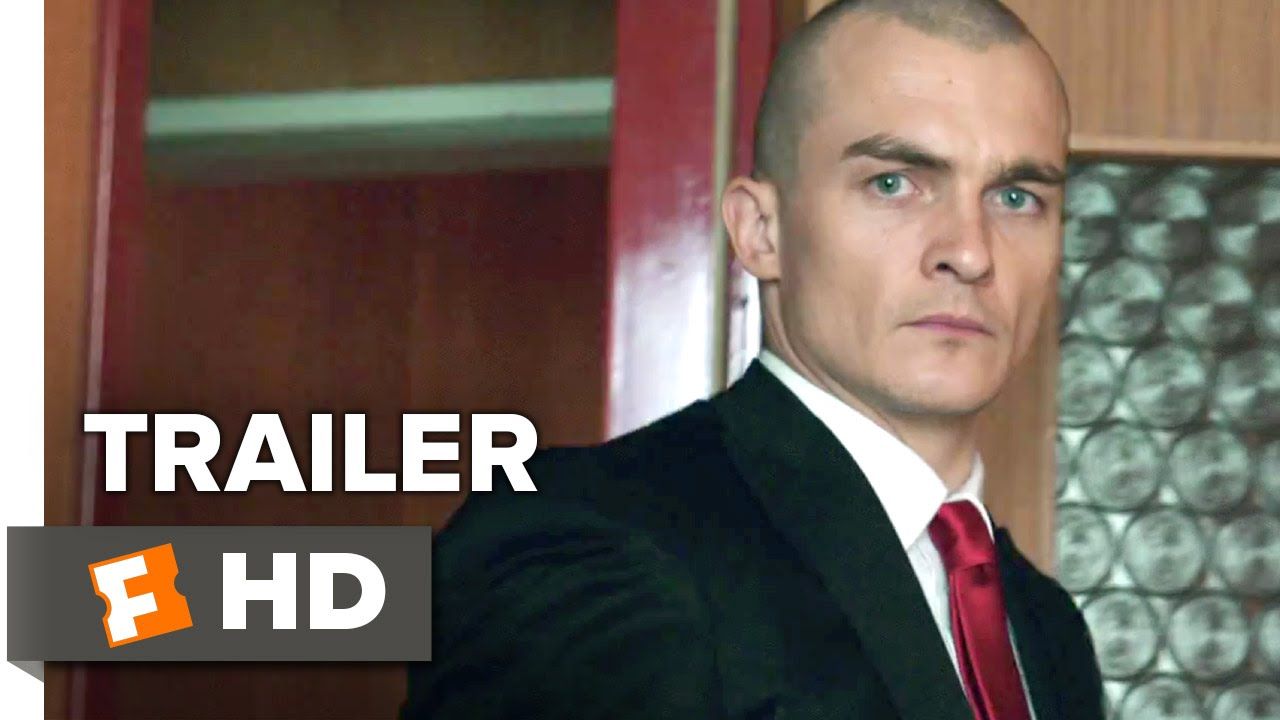 Hitman Agent 47 Official Trailer 3 2015 Rupert Friend