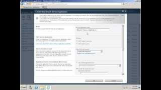 How to Create Search Service Application on SharePoint 2010