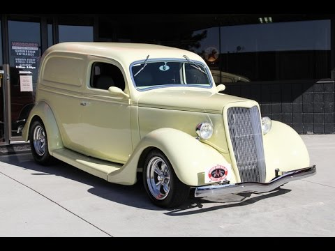 1935 Ford Sedan Delivery For Sale Youtube
