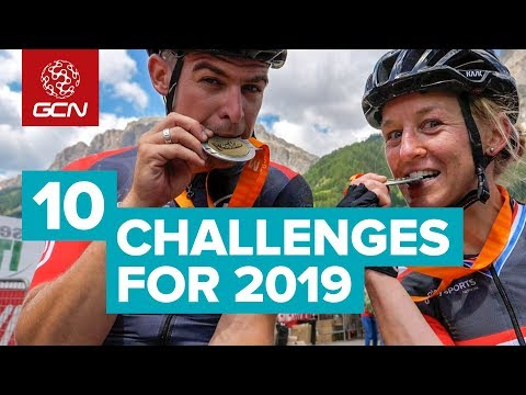 10 Cycling Challenges To Make 2019 Your Best Year Ever