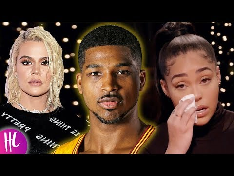 Tristan Thompson Reacts To Jordyn Woods Red Table Talk Interview   Hollywoodlife