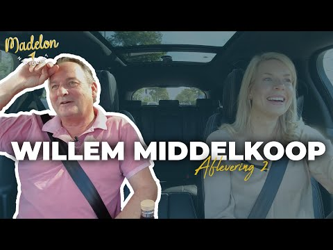 🚘 Willem Middelkoop over de economie, huizenprijzen, beleggen, goud & bitcoin   Madelon Navigeert S2