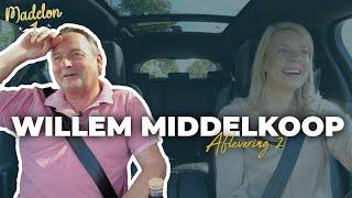 🚘 Willem Middelkoop over de economie, huizenprijzen, beleggen, goud & bitcoin | Madelon Navigeert S2