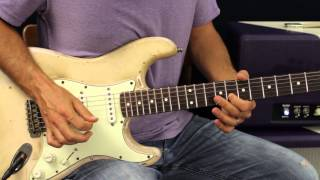Chicken Pickin - How To Start Hybrid Picking - Guitar Lesson - Blues Soloing Tricks - Pt.1
