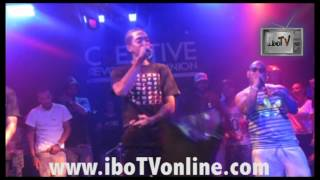 Nipsey Hussle - Fly Crippin LIVE Santos Party House NYC
