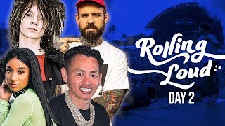 Rolling Loud Miami Day 2 with Teanna Trump, SGP, Matt Ox & More!
