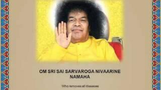 Sri Sathya Sai Baba Ashttotharam (108 names)