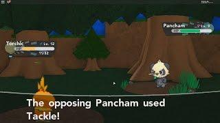 Pokemon tijolo bronze Roblox: nossa primeira derrota #2 TT