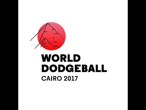 2017 - African Cup of Nations  Launch - World Dodgeball Association