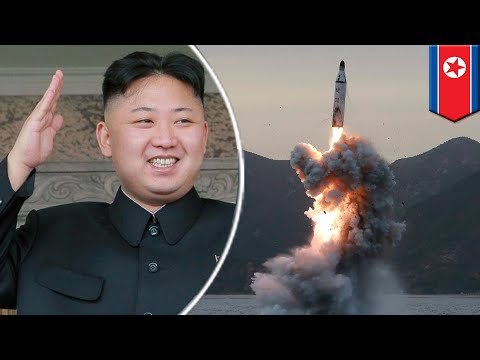 North Korea missiles: Pyongyang fires ballistic missile over Japan - TomoNews