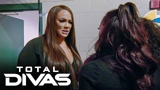 Nia Jax doesn't like Carmella: Total Divas, Oct. 1, 2019