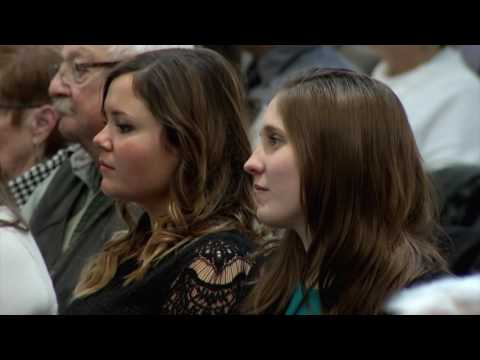 University of Iowa Teacher Education Convocation - December 16, 2016 on YouTube