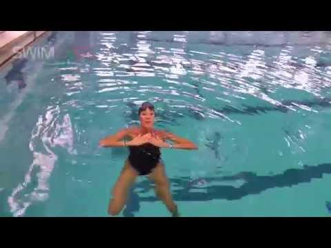 Breaststroke Drills with Olympian Kristy Kowal - Part 4 - Reverse Breaststroke
