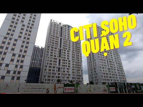 Thực tế căn hộ CitiSoho Kiến Á, Quận 2 năm 2020 | Vị Trí Vàng LAND
