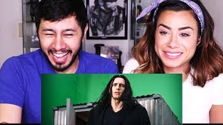 THE DISASTER ARTIST (The Room) | Seth Rogen | James Franco | TRAILER REACTION