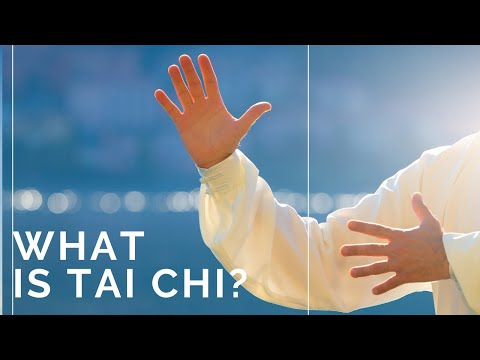 What is Tai Chi? Learn Tai Chi with easy-to-follow video routine