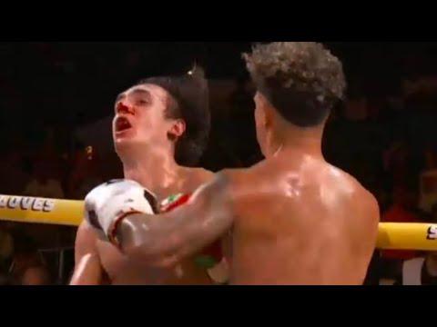 Curb Your Bryce Hall vs Austin McBroom | Curb Your Meme | YouTube Vs Tiktok Boxing | Rogue Speedgod