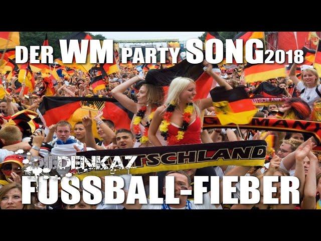 Die Denkaz - Fußball Fieber (offizieller EM Song 2024 UEFA Euro 2024 in Deutschland. Der Song)
