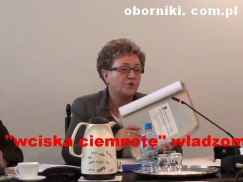 """Oborniki - prezes Pilarska """"wciska ciemnotę"""""""