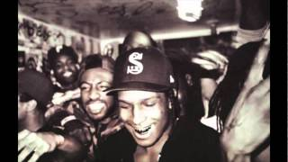 A$AP ROCKY- Trilla Clean HD
