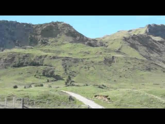 Golf in New Zealand's North Island