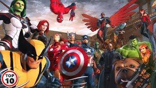 Marvel: Ultimate Alliance 3 - Nintendo SwitchExclusive