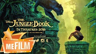 cậu bé rừng xanh   the jungle book official trailer2016