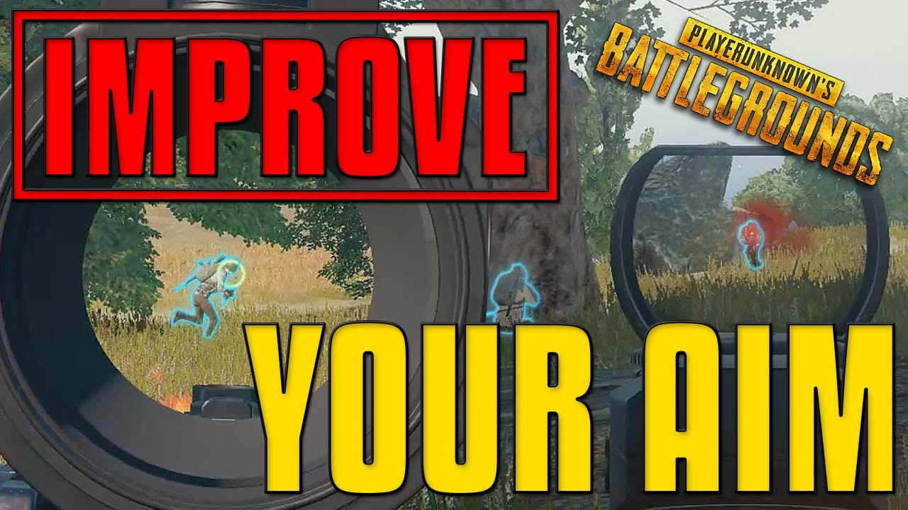 How To Get Better At Aiming