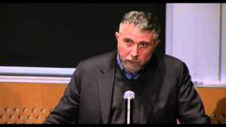 Paul Krugman - The Economic Meltdown: What Have We Learned, if Anything?