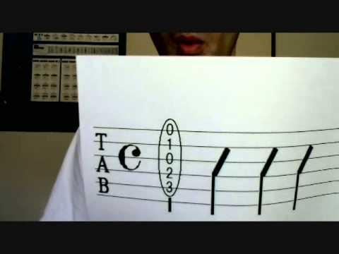 ギター初心者講座・良く使うコードストロークパターン ...
