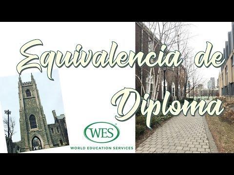 PROCESSO DE EQUIVALENCIA DE DIPLOMA - PASSO A PASSO
