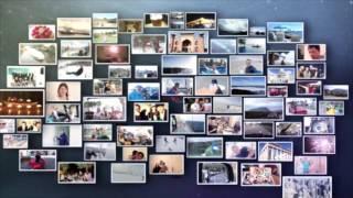 Красивый слайдшоу с помощью Adobe After Effects