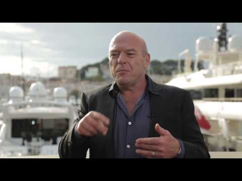 Interview: Dean Norris, on Under the Dome