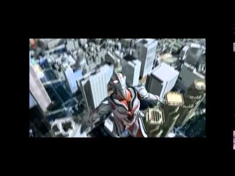 Ultraman Nexus Commercials (English Sub)