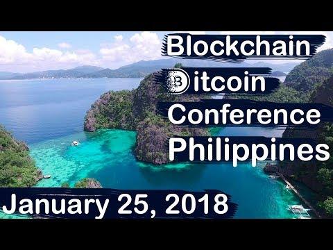 Blockchain & Bitcoin Conference Philippines   January 25, 2018