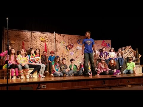 Godspell Jr by Saint Raphael School