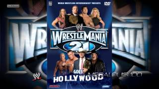 WWE Wrestlemania 21 1st Official Theme Song -