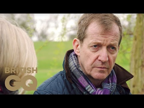 Alastair Campbell and His Partner Fiona on Mental Health | British GQ