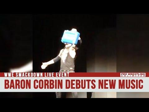 Baron Corbin Debuts New Theme Music At...